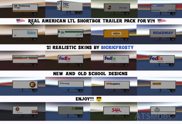 real-american-ltl-shortbox-trailer-pack