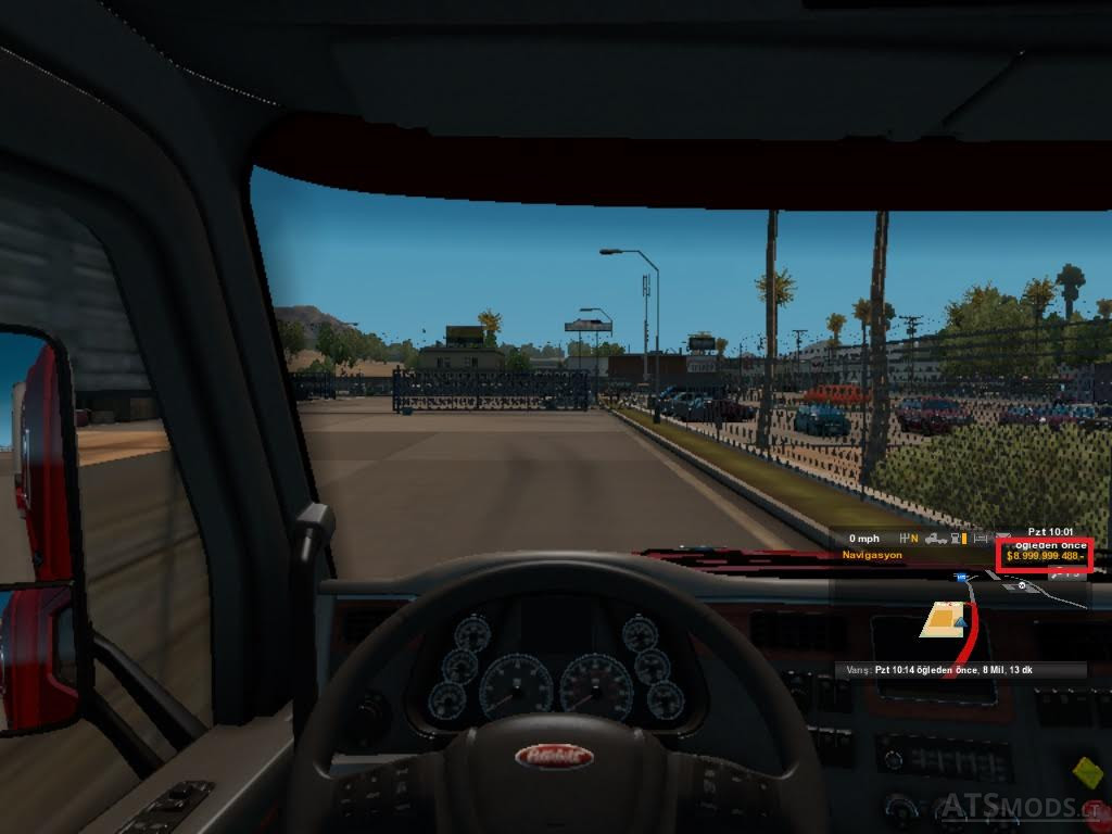 XP Money Mod | American Truck Simulator mods