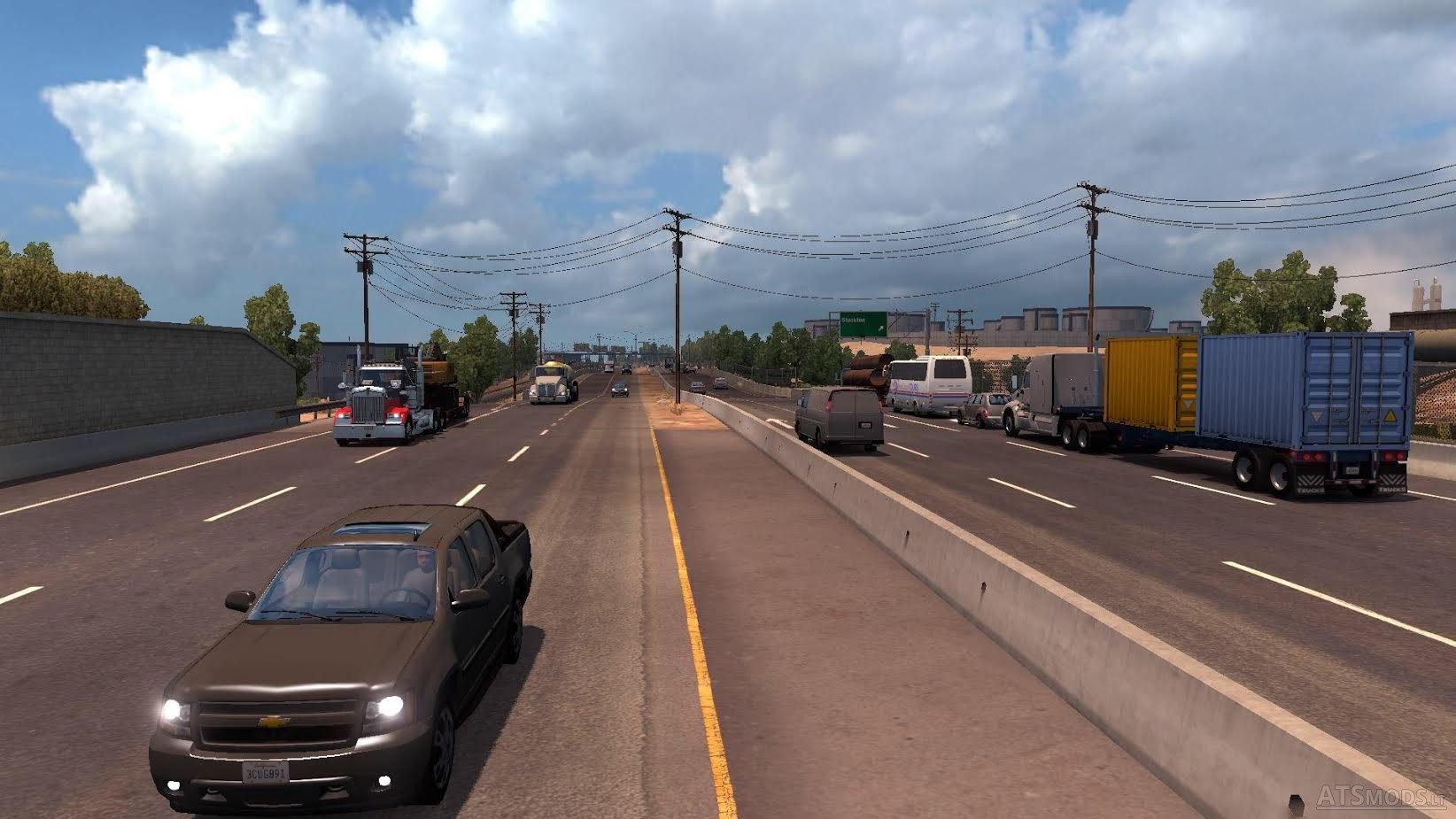 MHAPRO FOR ATS v1 6 (1 6 X) | American Truck Simulator mods