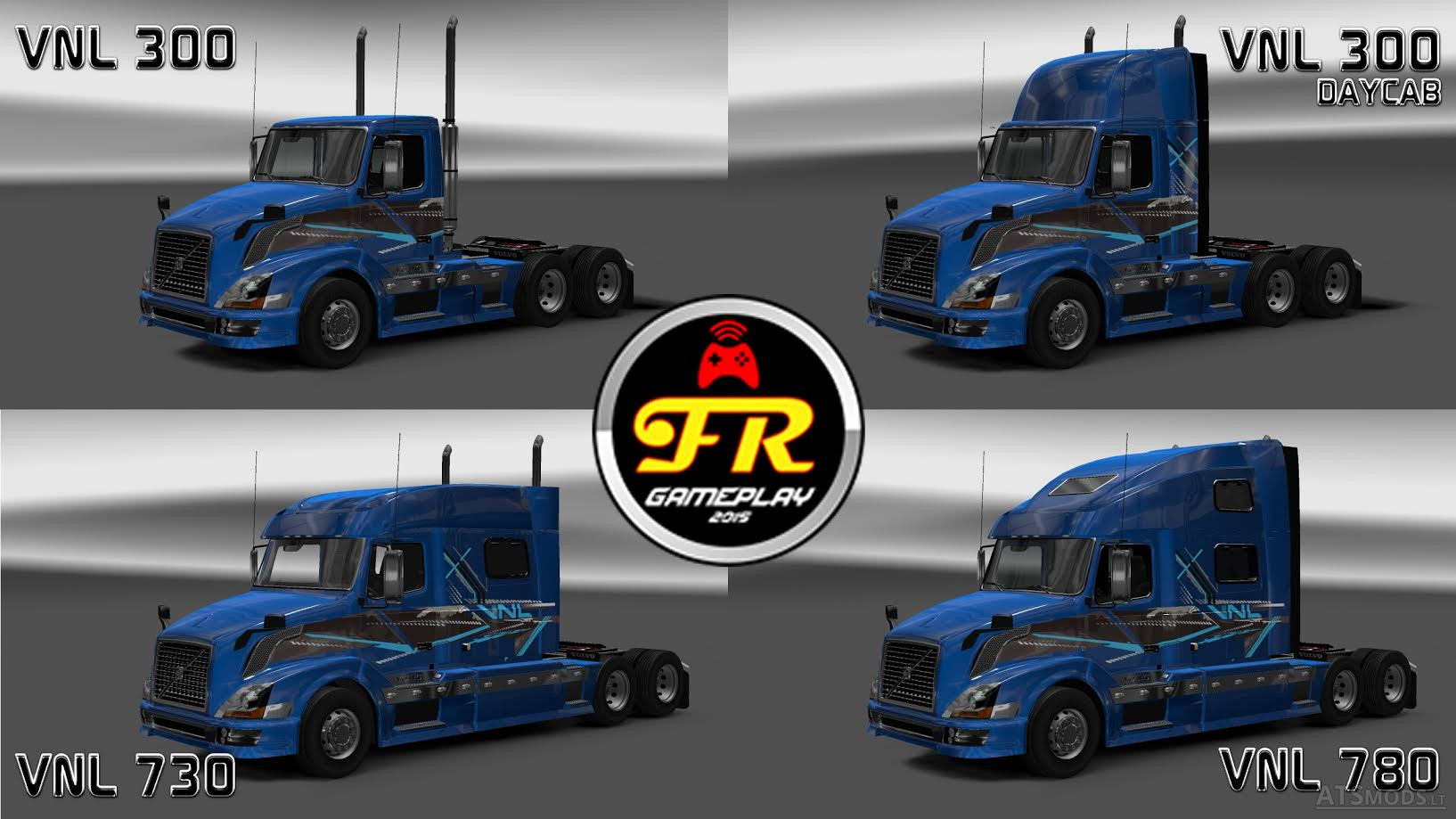 Trucks | American Truck Simulator mods - Part 5