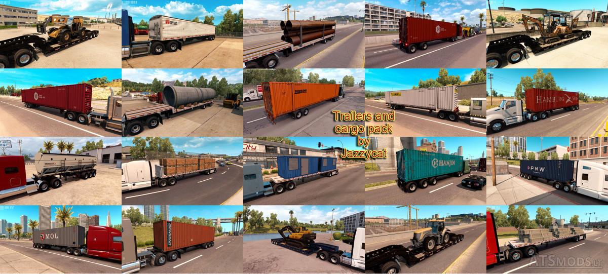 American Truck Simulator mods
