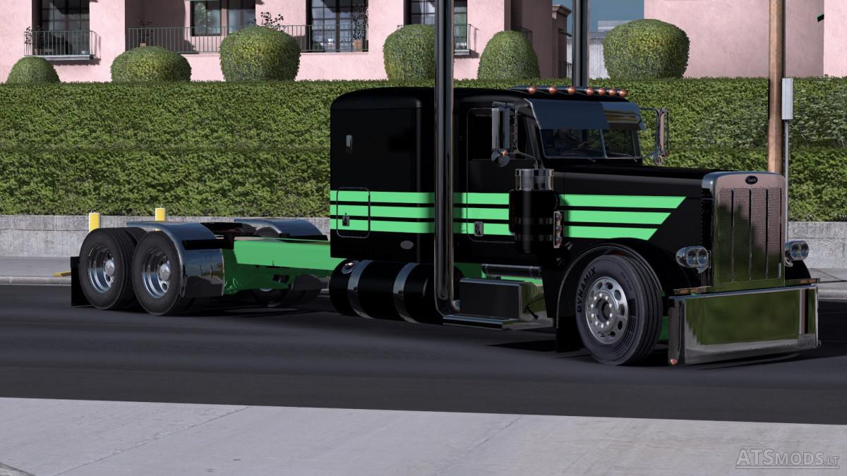 Peterbilt 389 American Truck Simulator Mods Part 10
