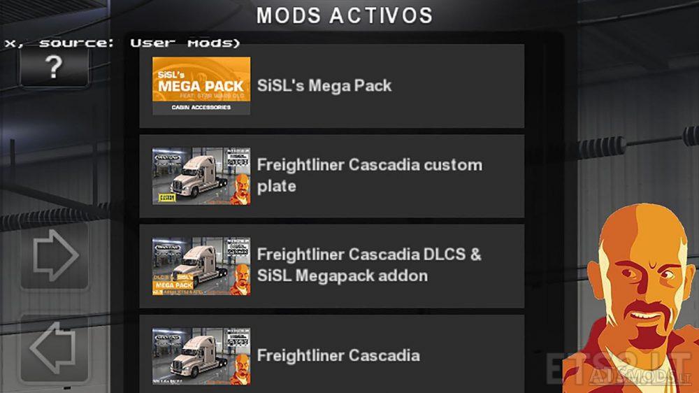 American Truck Simulator mods - Part 405