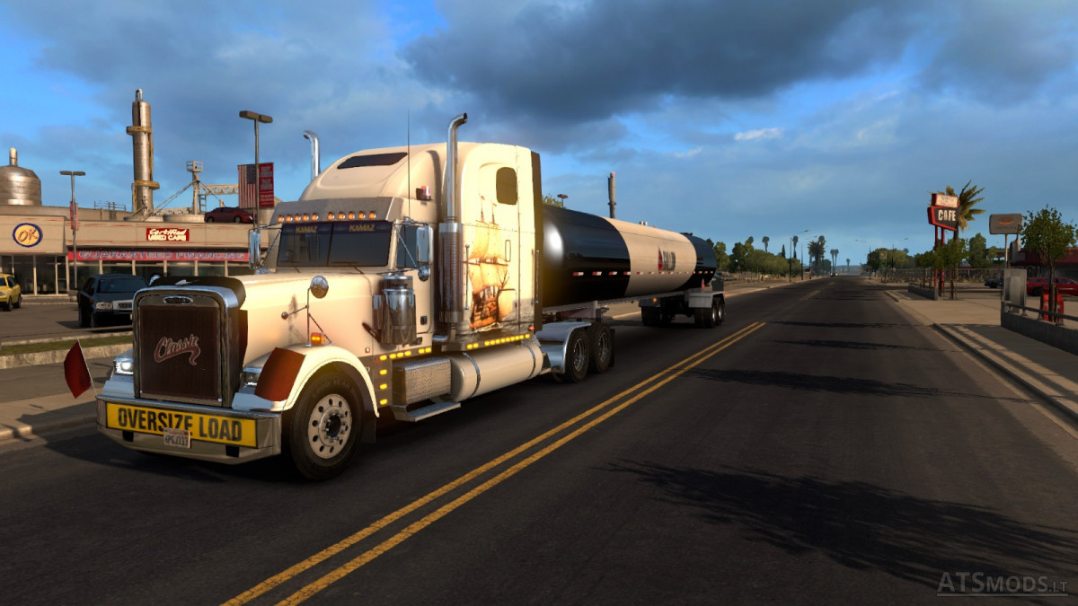 Freightliner Classic XL v 4 7 0 for ATS [1 28 x] | American Truck