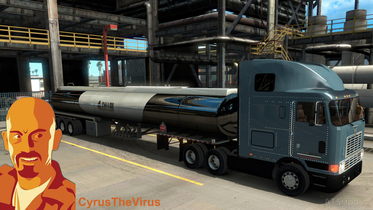 1 6 | American Truck Simulator mods - Part 6