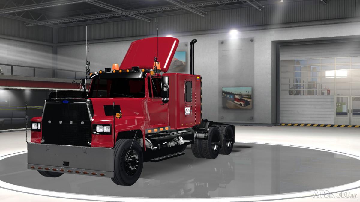 Ford American Truck Simulator Mods