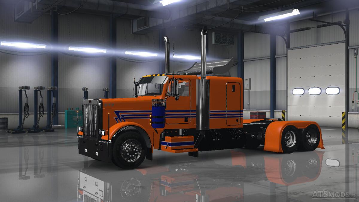 peterbilt 379   American Truck Simulator mods - Part 6