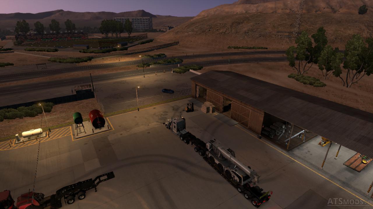 Free Camera | American Truck Simulator mods