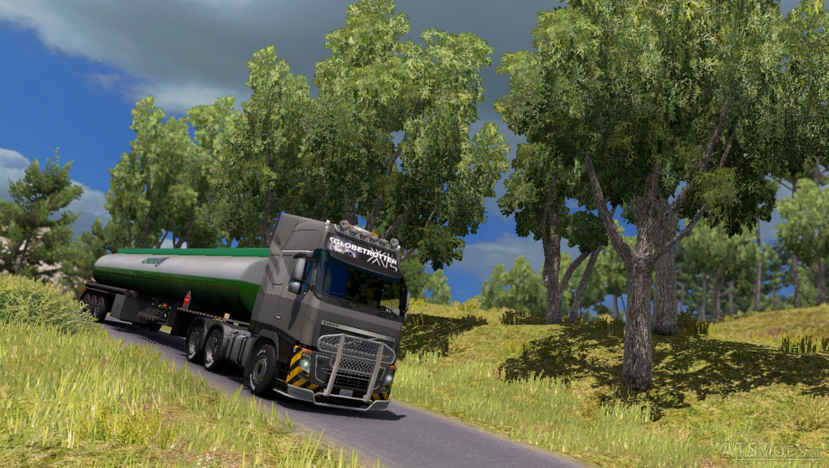 Official] Volvo FH16 Trucks v 3 1 – by Frkn64 | American
