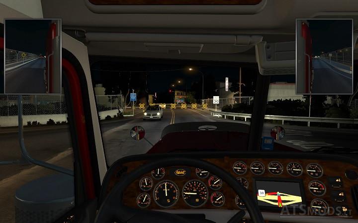 no bloom | American Truck Simulator mods