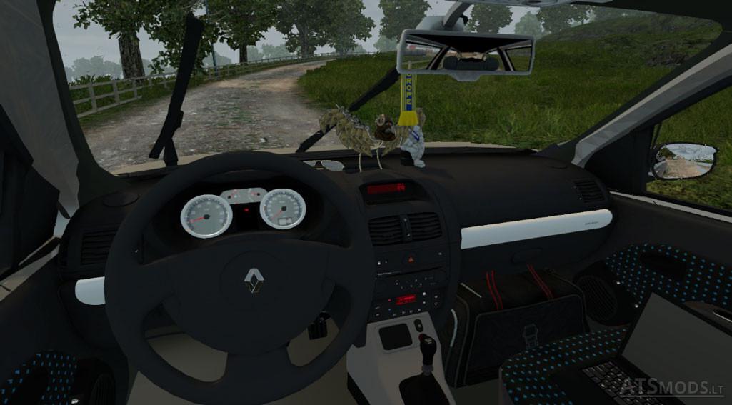 Renault Symbol 2009 For American Truck Simulator   American