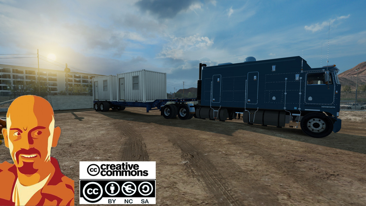 Kenworth K100 ATS 1.30.x | American Truck Simulator mods