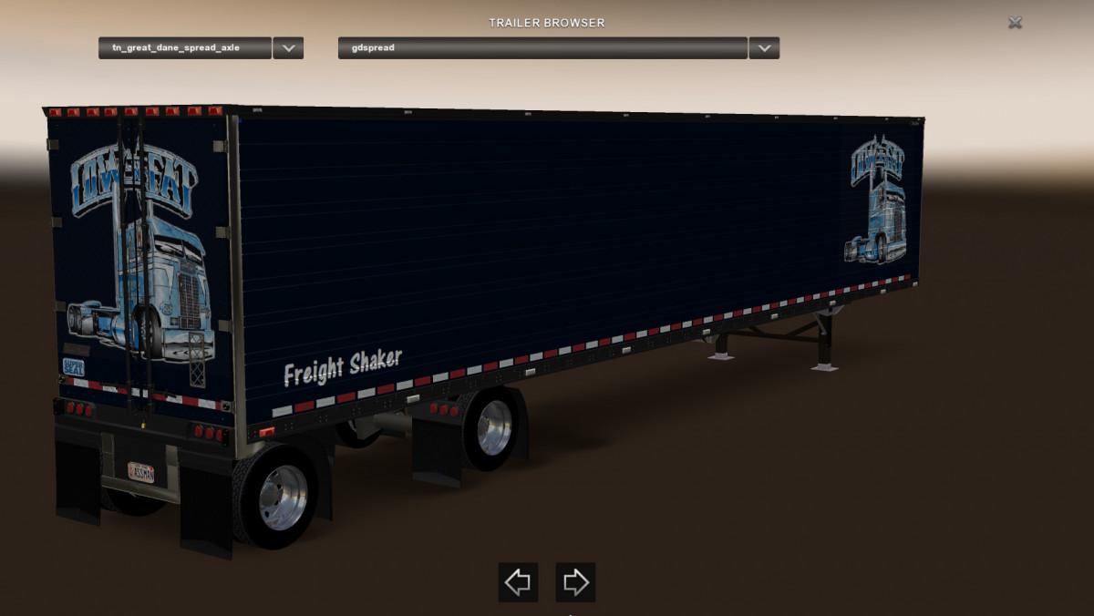 B4RT | American Truck Simulator mods - Part 6