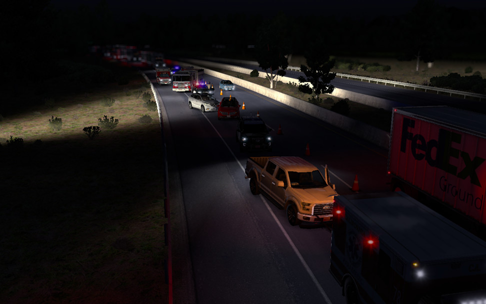 More Events Mod by Muszek v1 5 1 31X | American Truck Simulator mods