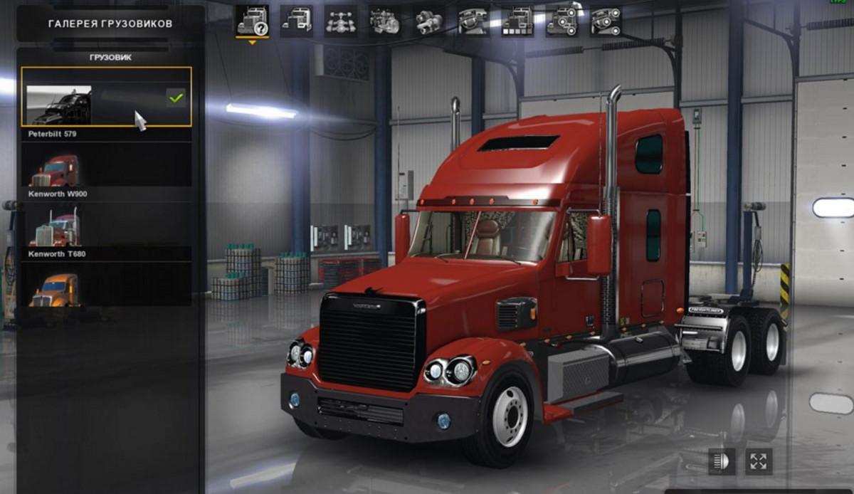 Freightliner Coronado Modernization | American Truck