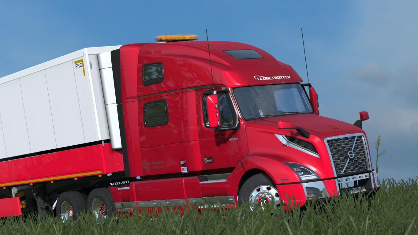 Volvo VNL Globetrotter (2019) ATS 1 31 x   American Truck