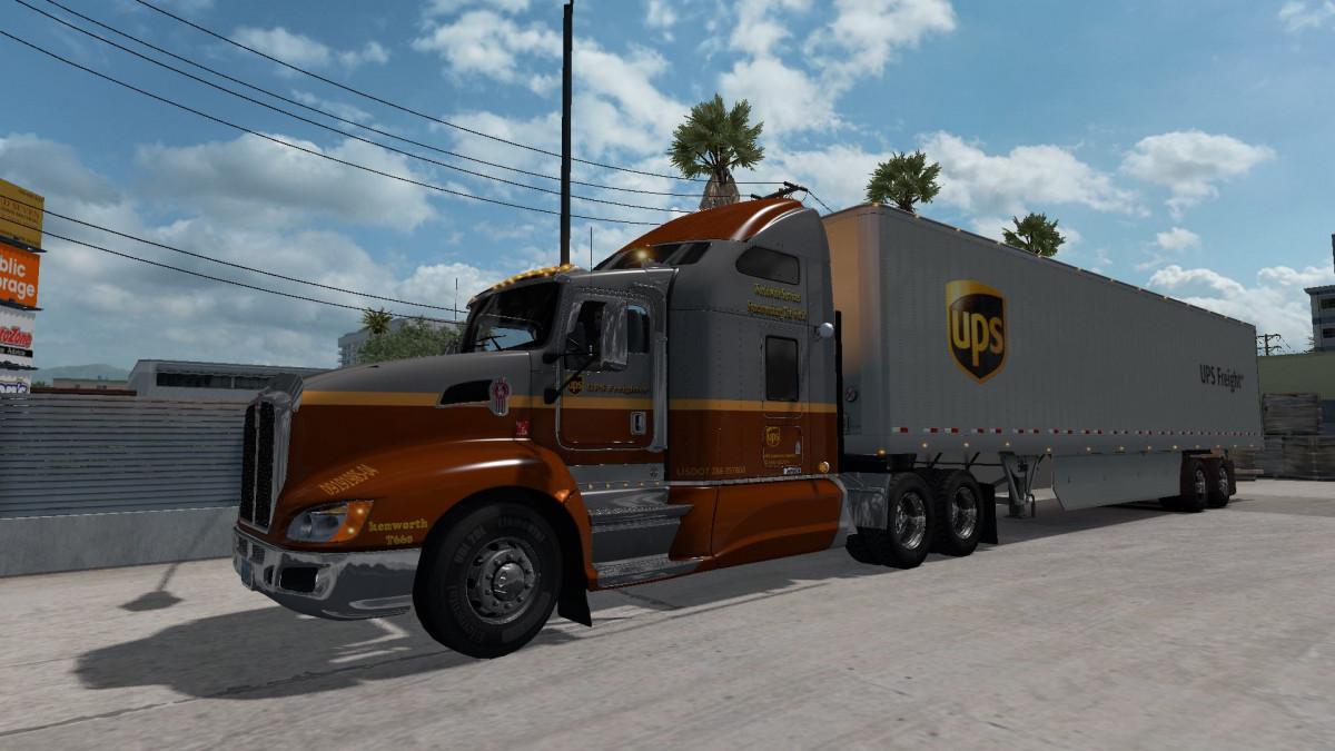 kenworth T660 | American Truck Simulator mods - Part 3
