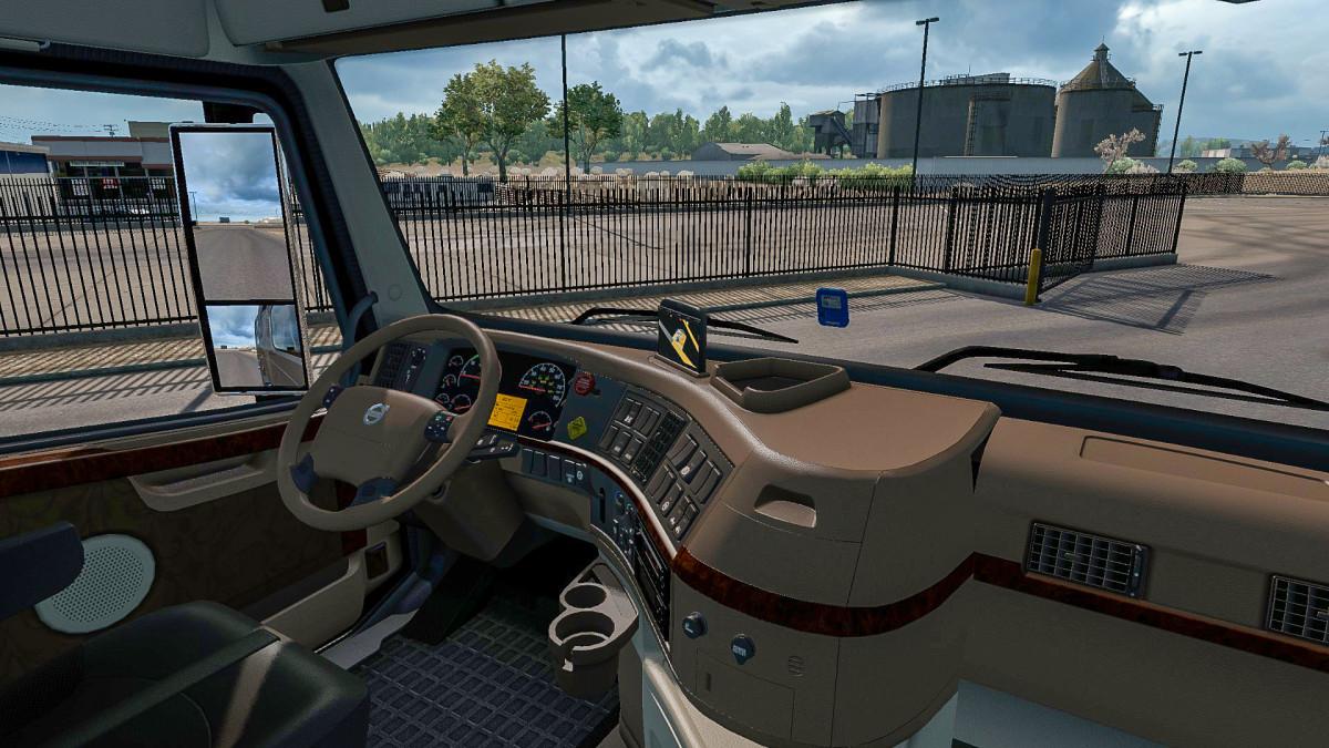 Seat adjustment limit removal Volvo VNL Fix v 1 1   American