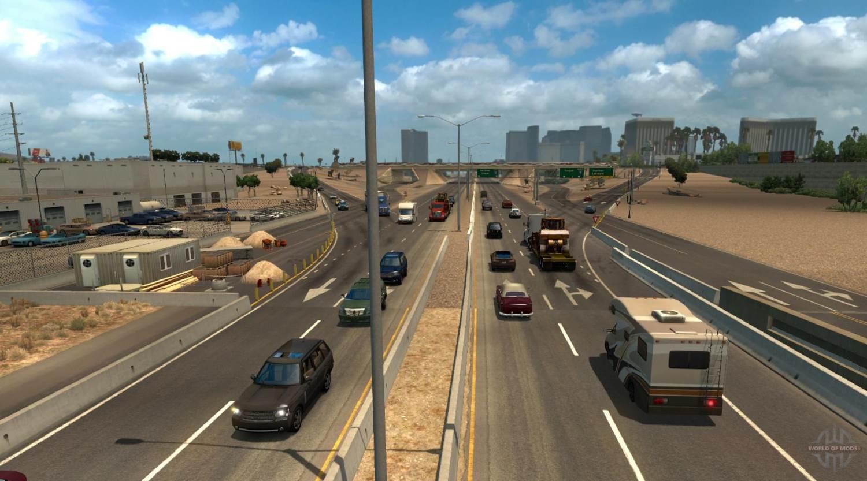Meatballs Traffic Density Mod v 1 7 8 | American Truck