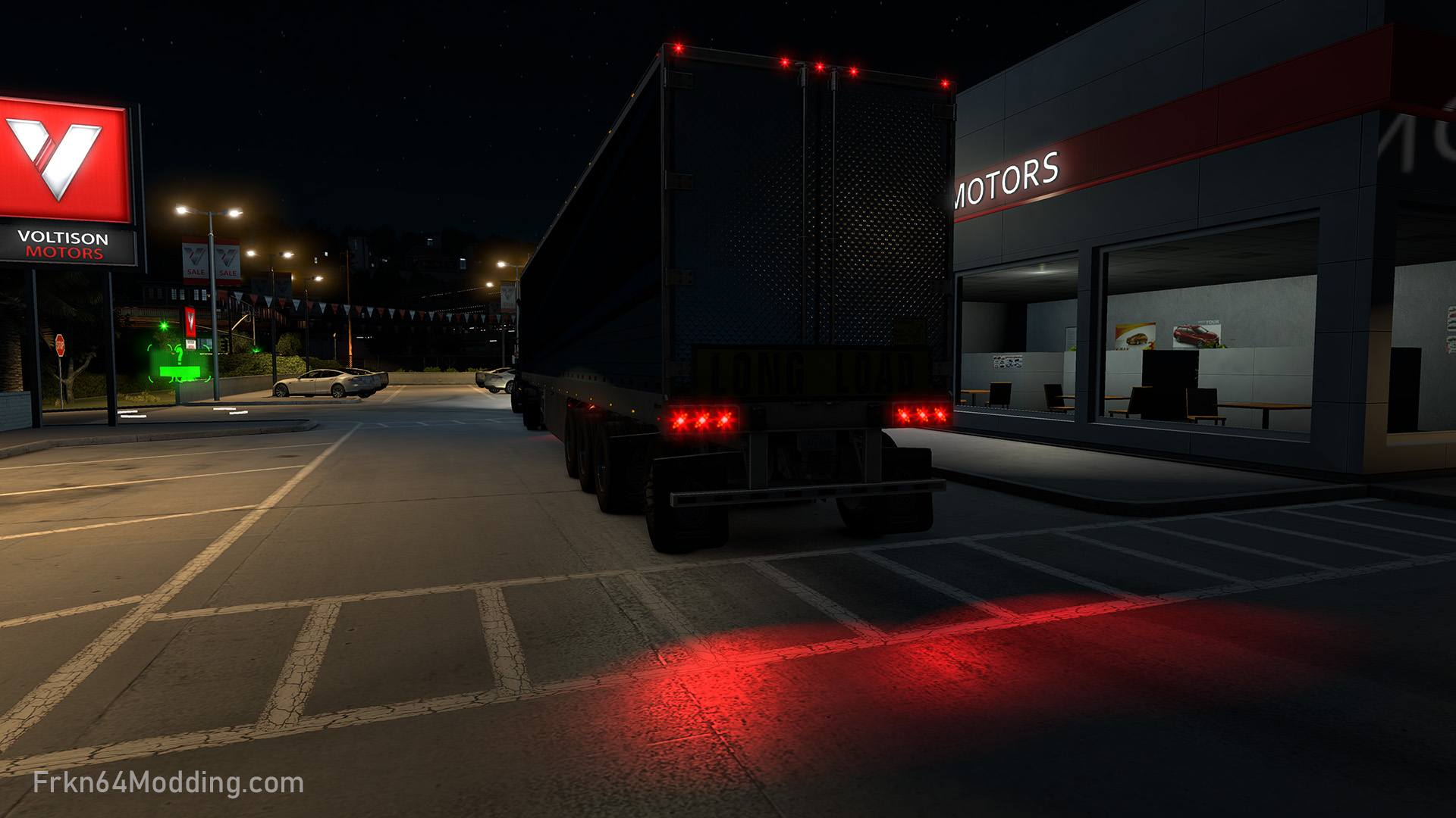 Realistic Vehicle Lights v 4 0 – by Frkn64 | American Truck