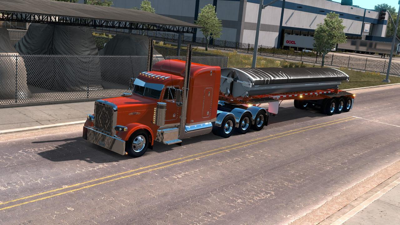 Smithco Side Dump Ownable Trailer [1 33 x] | American Truck
