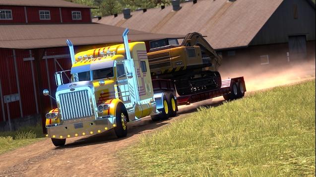 Peterbilt 389 Li | American Truck Simulator mods