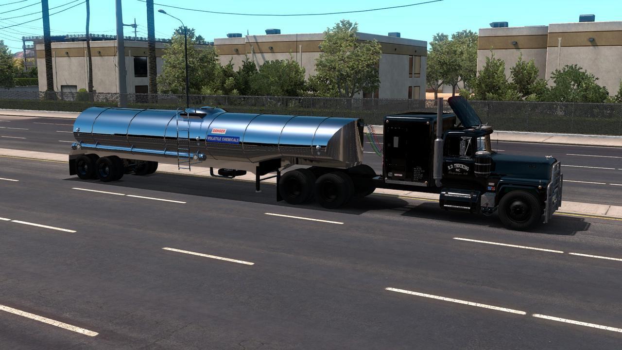 tanker | American Truck Simulator mods