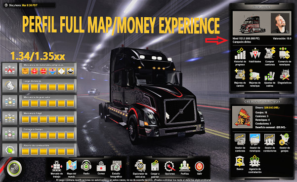 money | American Truck Simulator mods