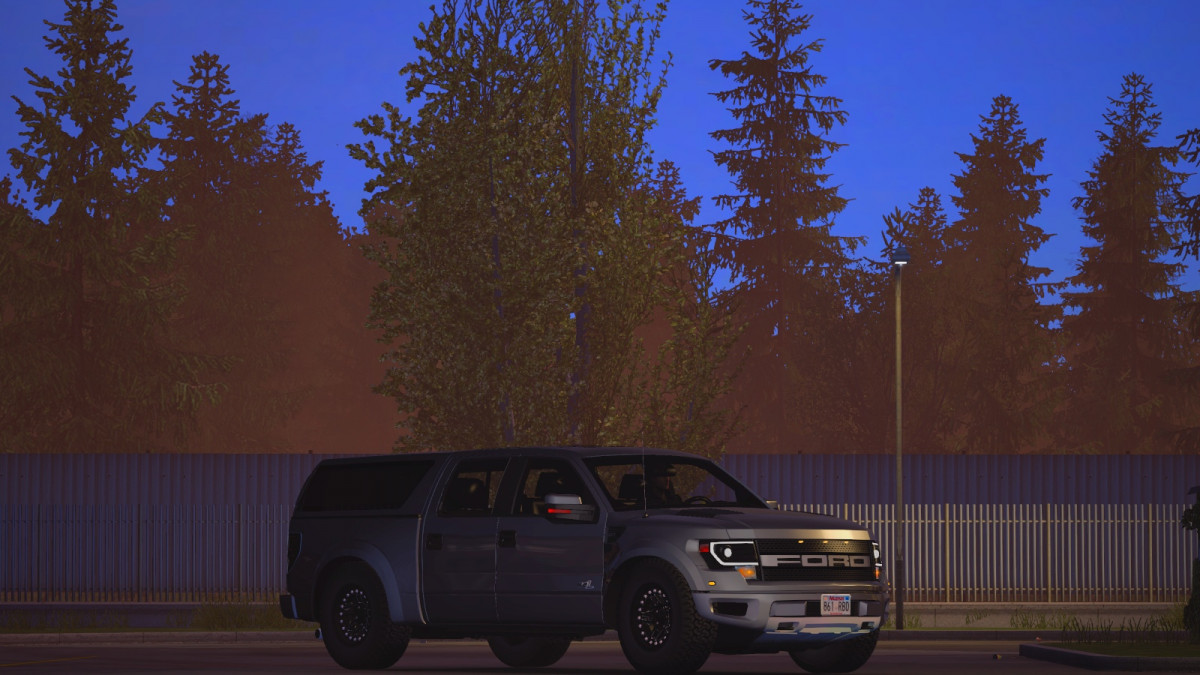 ford | American Truck Simulator mods