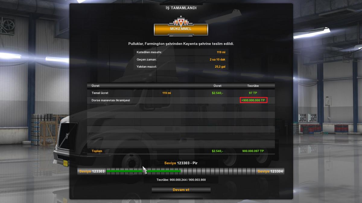 money   American Truck Simulator mods