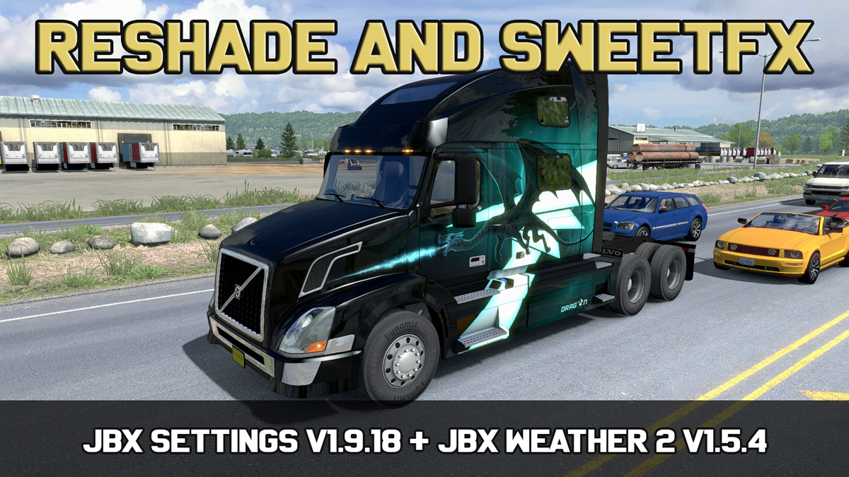 no | American Truck Simulator mods - Part 84
