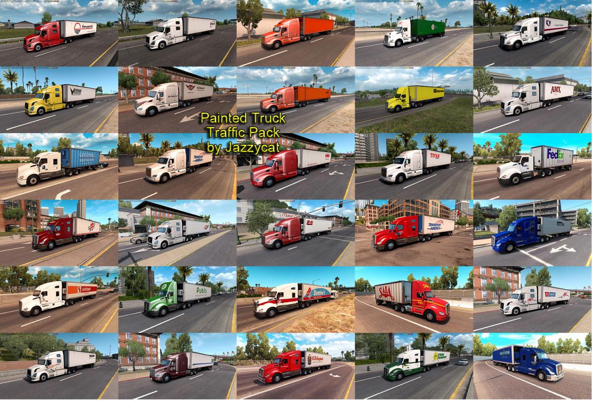 pack   American Truck Simulator mods - Part 2