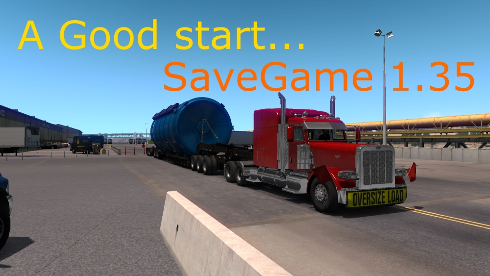 Save   American Truck Simulator mods