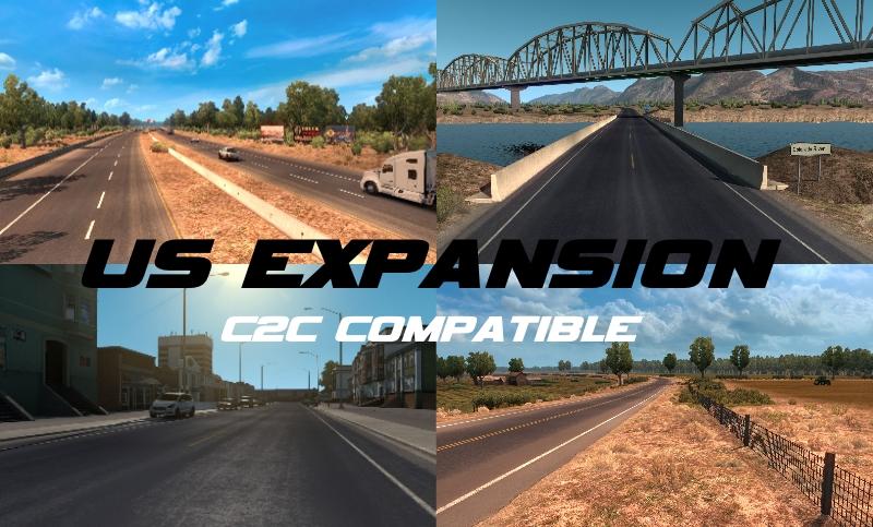 American Truck Simulator mods - Part 38