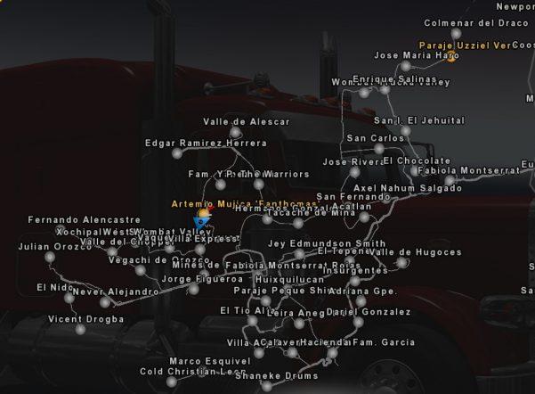 Maps | American Truck Simulator mods