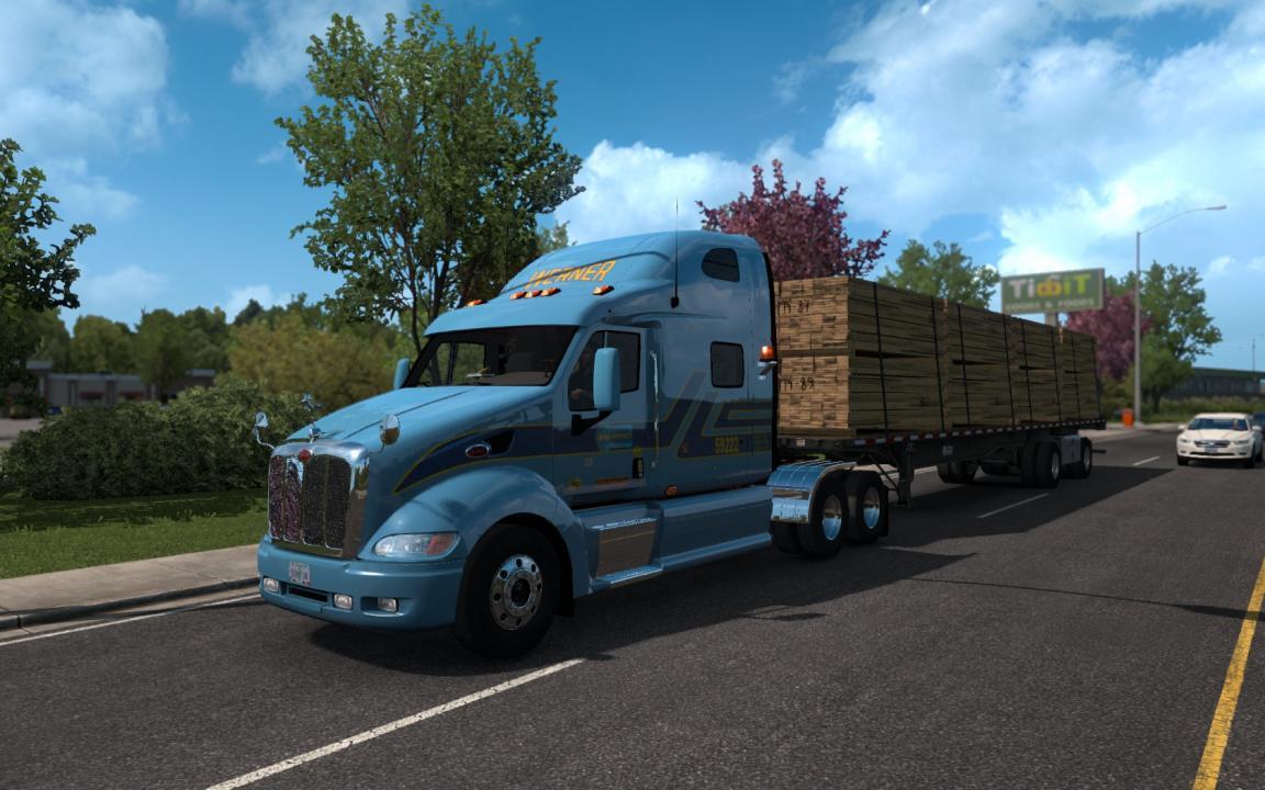 peterbilt | American Truck Simulator mods