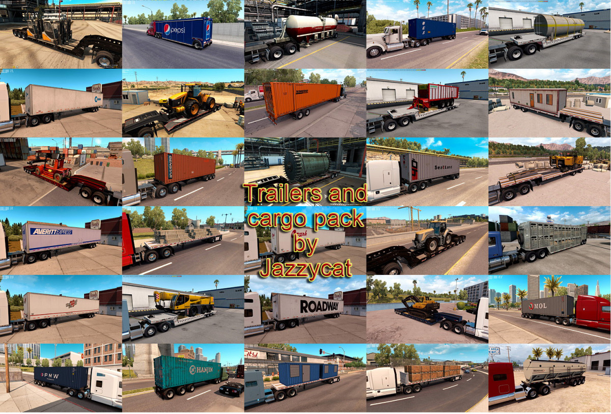 car | American Truck Simulator mods