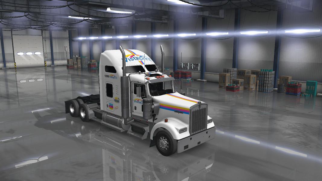 new   American Truck Simulator mods