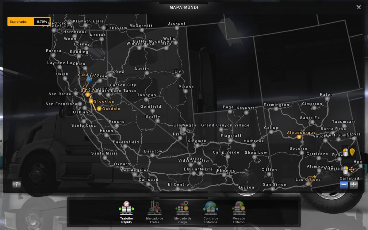 profile | American Truck Simulator mods