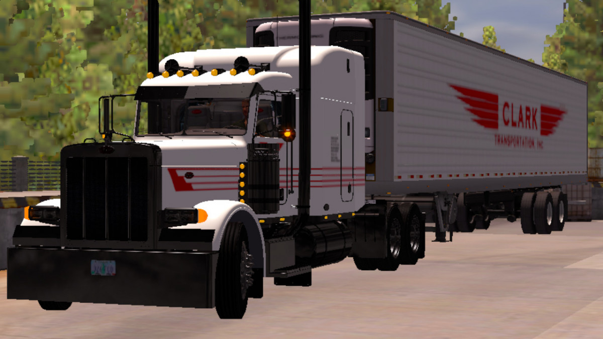 Trailers & Trailers skins   American Truck Simulator mods