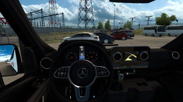 MERCEDES | American Truck Simulator mods