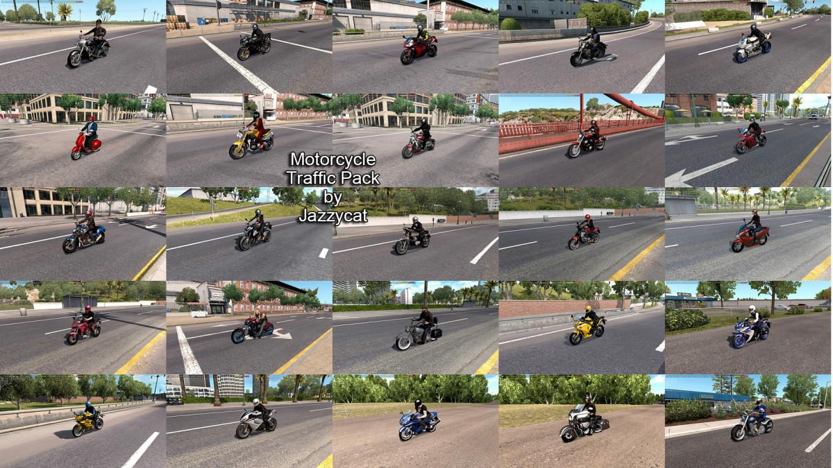 American Truck Simulator mods - Part 10
