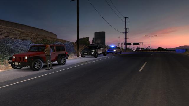 AI traffic mods | American Truck Simulator mods - Part 2
