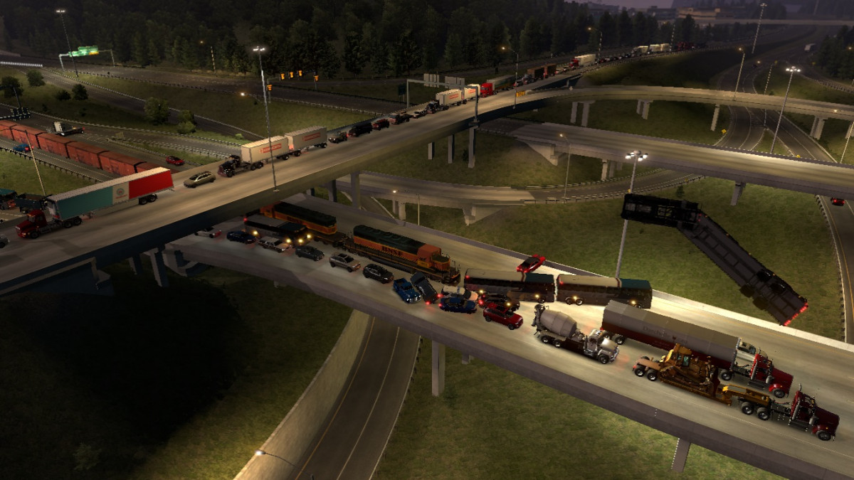 AI traffic mods | American Truck Simulator mods - Part 3