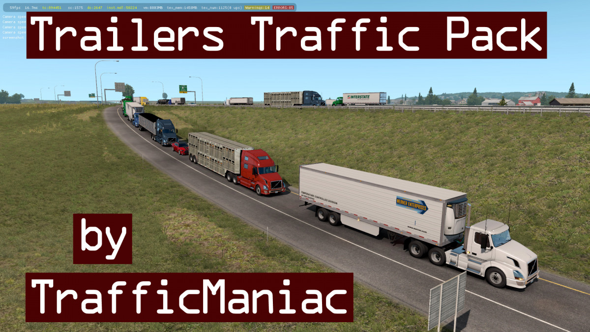 trailer | American Truck Simulator mods