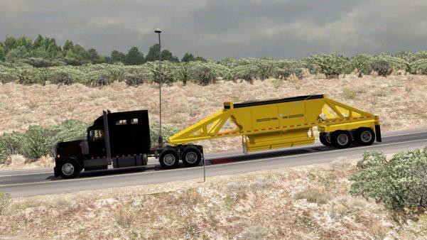 Trailers & Trailers skins | American Truck Simulator mods